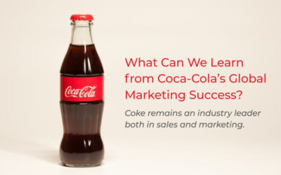 What Can We Learn from Coca-Cola's  Global Marketing Success?
