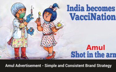 Amul Advertisement – Simple and Consistent Brand Strategy
