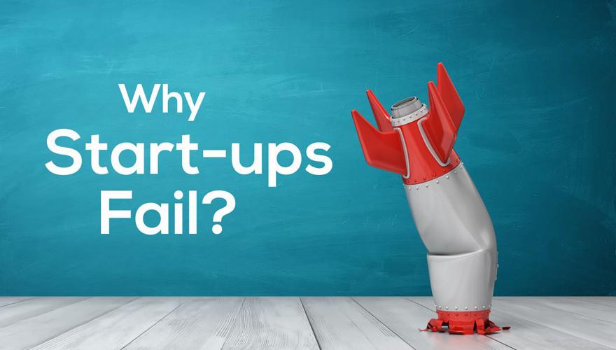 Why Start-ups Fail?