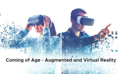 Coming of Age – Augmented and Virtual Reality